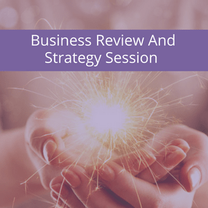 Business Review and strategy session